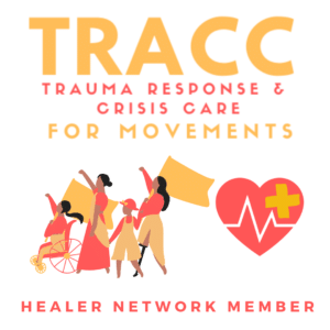 TRACC Healer Network member